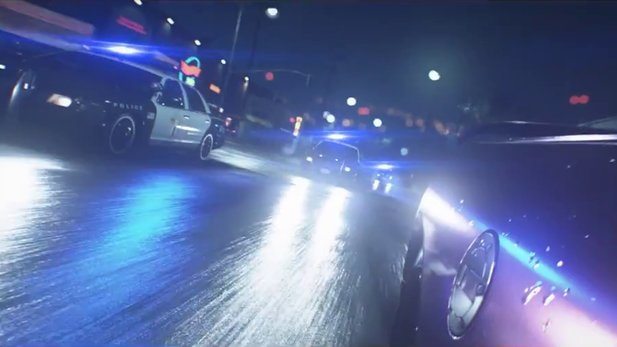 Need for Speed - Gamescom-Trailer mixt Gameplay und Zwischensequenzen