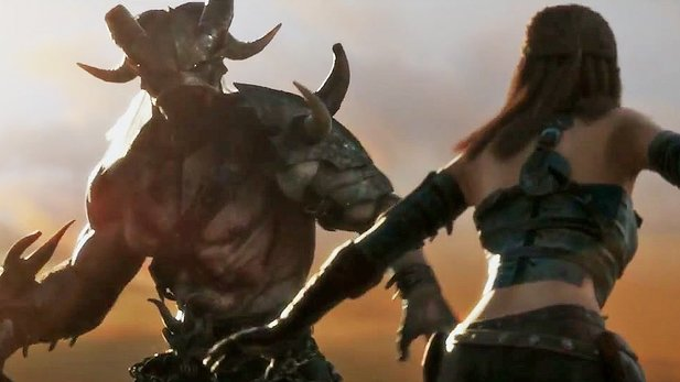 Neverwinter - Render-Trailer »Die Belagerung von Neverwinter«