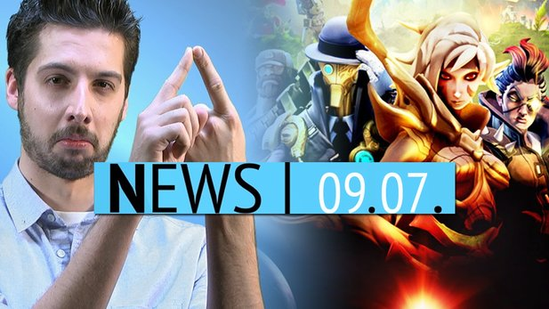 News - Mittwoch, 9. Juli 2014 - Battleborn, BlueStreak & Mod-Support für Fortnite