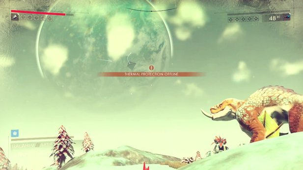 No Man's Sky - »Survive«-Video der vierteiligen Trailer-Serie