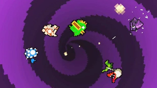 Nuclear Throne - Gameplay-Trailer zu Vlambeers Shoot'em'up