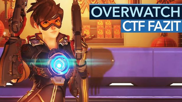 Overwatch - Capture the Flag: Gameplay aus Hol-den-Hahn-Modus