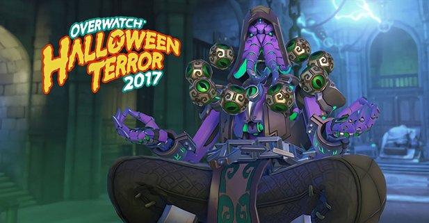 Overwatch: Halloween-Horror 2017 hat begonnen