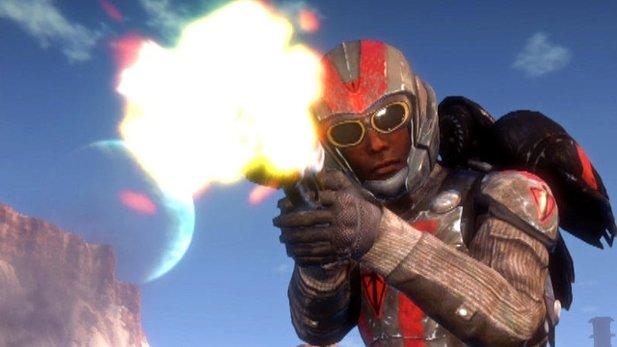 PlanetSide 2 - Preview-Video aus der Beta