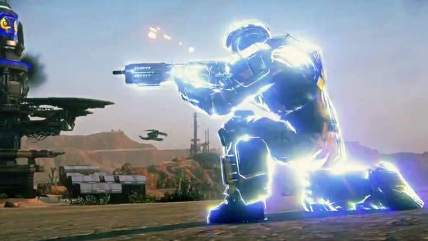 Launch-Trailer zu PlanetSide 2