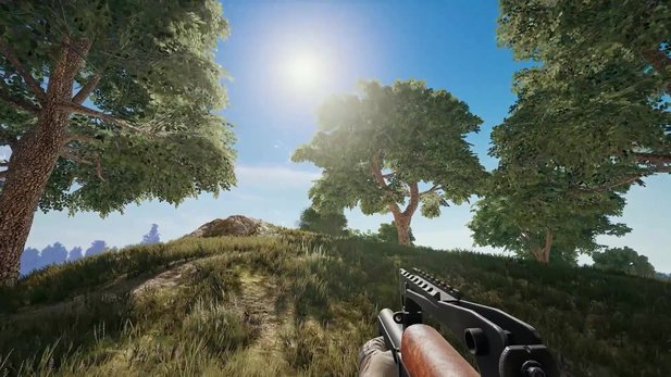 Playerunknown's Battlefields - Dynamic Weather System on Erangel and Miramar