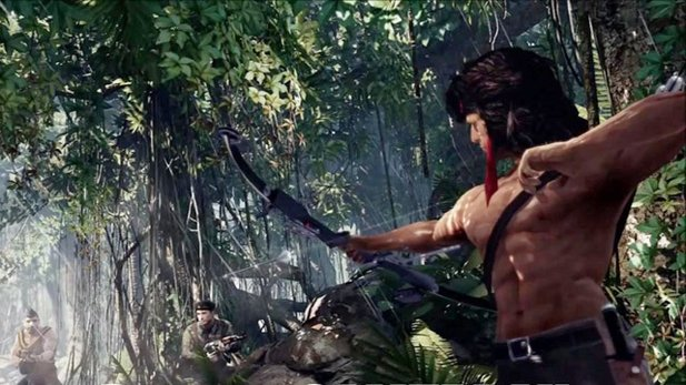 Rambo: The Video Game - Gameplay-Trailer: Fünf Minuten unkommentierte Spielszenen