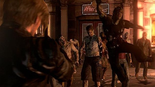 Resident Evil 6 - Demo-Gameplay