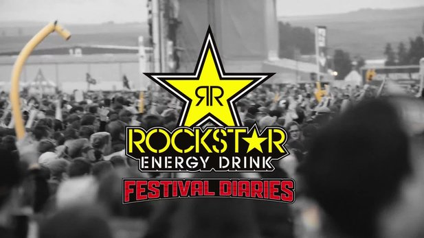 Rockstar Energy Dring & Rock am Ring 2017 - Hinter den Kulissen des Festivals