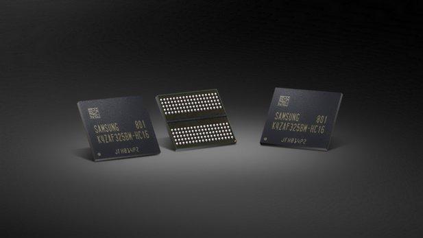 Produktion von GDDR6 läuft — Samsung