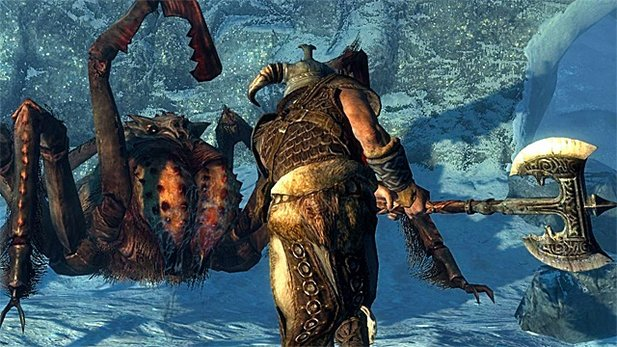 The Elder Scrolls 5: Skyrim erschien am 11.11.2011.