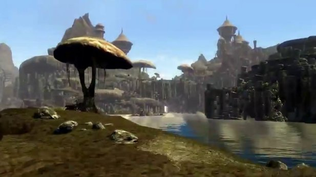 Skywind - 13 Minuten Erkundungs-Gameplay aus der Alpha