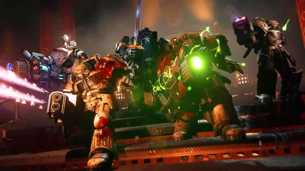 Space Hulk: Deathwing - Render-Trailer zum Warhammer-Shooter