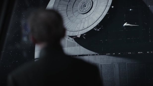 Star Wars: Rogue One - Film-Clip: Darth Vader und Grand Moff Tarkin sind zurück