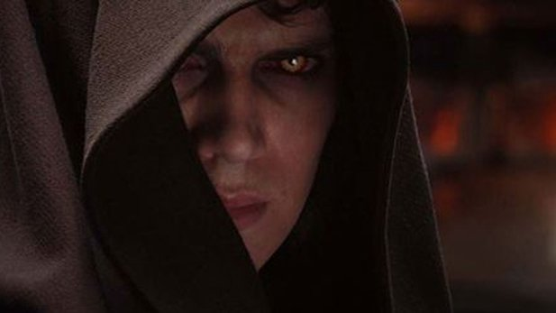 Der Ruhm als Anakin Skywalker in George Lucas Star Wars: Episode II und III war Hayden Christensen zu viel.