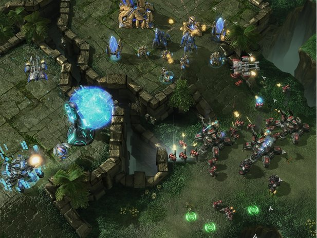 Das Update 2.0.6 behebt ein Problem mit Abstürzen in der Kampagne von StarCraft 2: Heart of the Swarm.