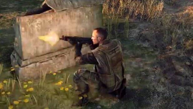Gameplay-Video von Survarium
