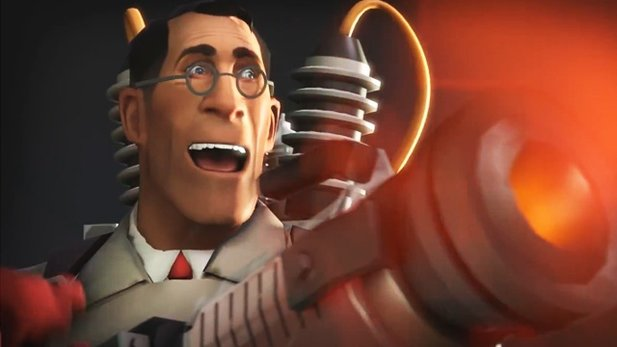 Team Fortress 2: Meet the Medic