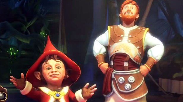 The Book of Unwritten Tales 2 - Trailer: 11 Minuten kommentiertes Gameplay