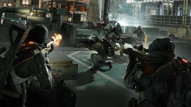 The Division - Incursion-Update - Falcon verloren angespielt