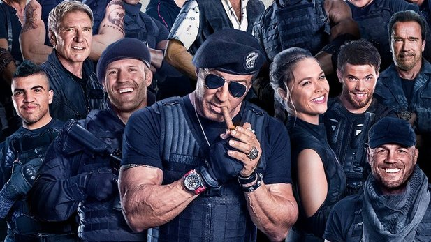 The Expendables 3 - Kino-Trailer zur Action-Fortsetzung