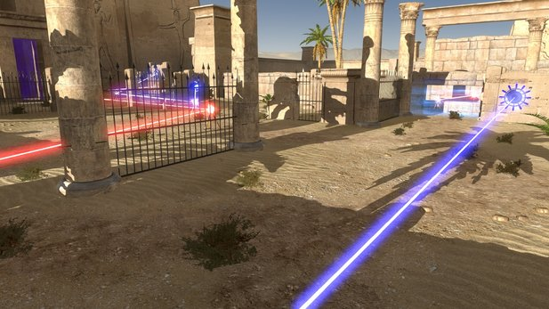 The Talos Principle basiert auf der Serious Engine 4.