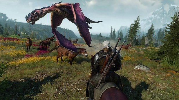 The Witcher 3: Wild Hunt - Alle Features im Trailer erklärt