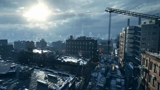 Trailer zur Snowdrop Engine von The Division