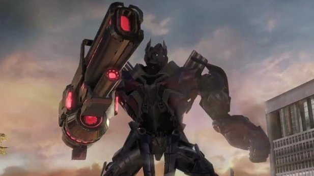Debüt-Trailer Transformers: Rise of the Dark Spark
