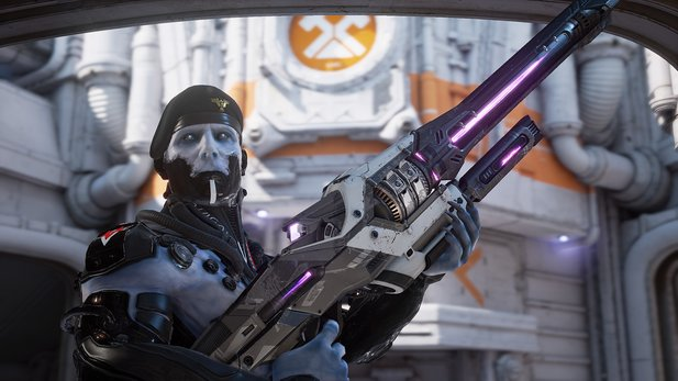 Unreal Tournament - Erster Gameplay-Trailer auf Outpost 23