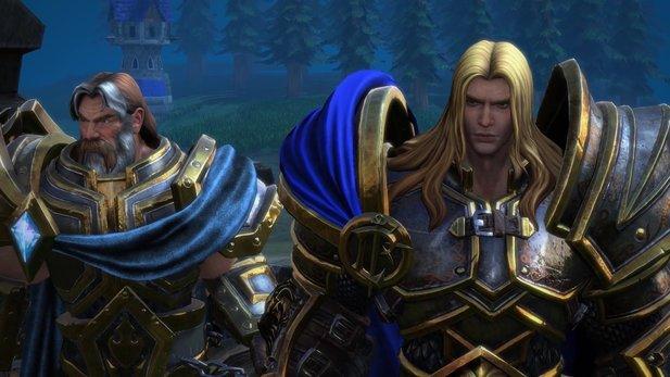 Warcraft 3: Reforged - Trailer: First mission gameplay