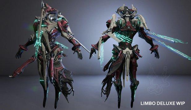 Limbo Deluxe design is based on Eidolons.