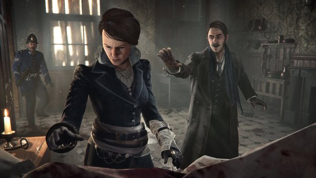 Was ist ... Jack The Ripper? - Wir spielen den DLC von Assassin's Creed Syndicate.