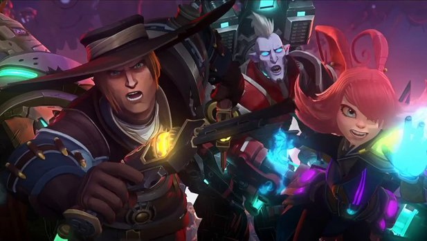 Wildstar - Launch-Trailer zur Free2Play-Umstellung