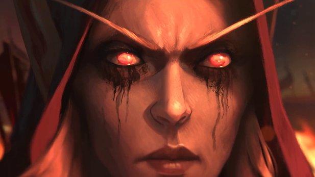 World of Warcraft: Battle for Azeroth - Warbringer Trailer # 2: Sylvanas burnt the world tree Teldrassil