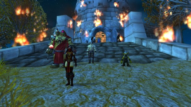 Die Gilde »Paragon« aus Finnland konnte als erste Gruppe weltweit sämtliche Bossgegner in der Raid-Instanz »Hochfels« von World of Warcraft: Warlords of Draenor besiegen - im Mythic-Modus.