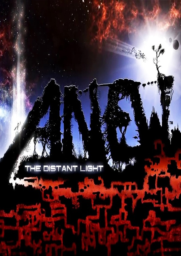Cover zu Anew: The Distant Light