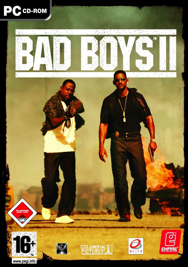 Cover zu Bad Boys 2
