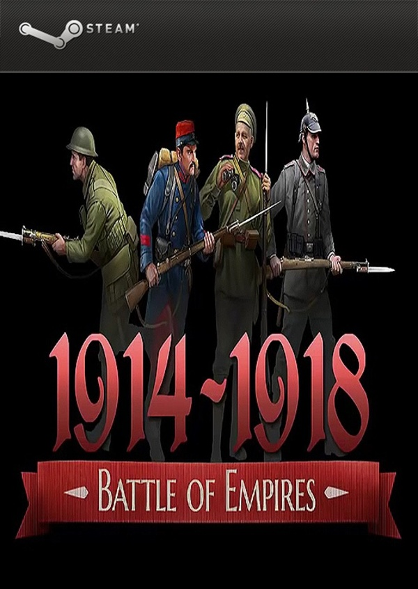 Cover zu Battle of Empires: 1914-1918