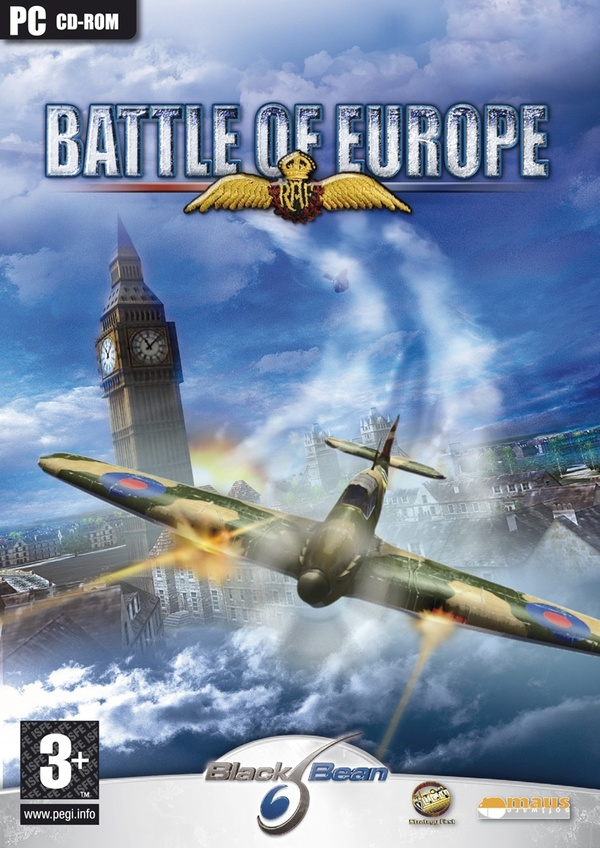 Cover zu Battle of Europe