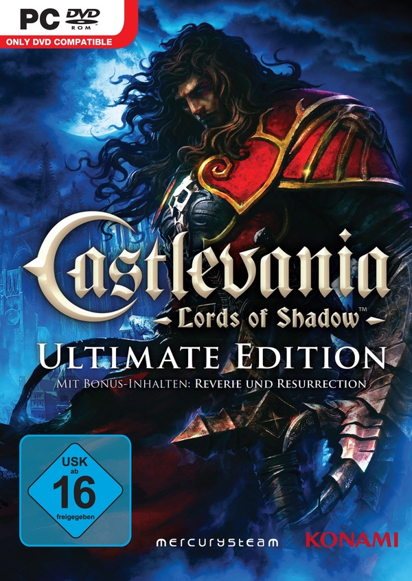 Cover zu Castlevania: Lords of Shadow - Ultimate Edition