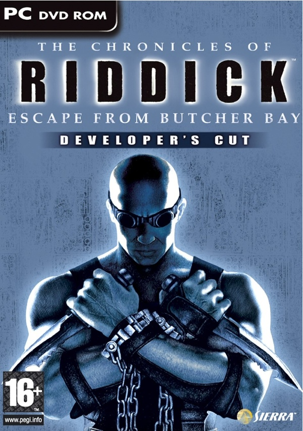 Cover zu Chronicles of Riddick: Escape from Butcher Bay