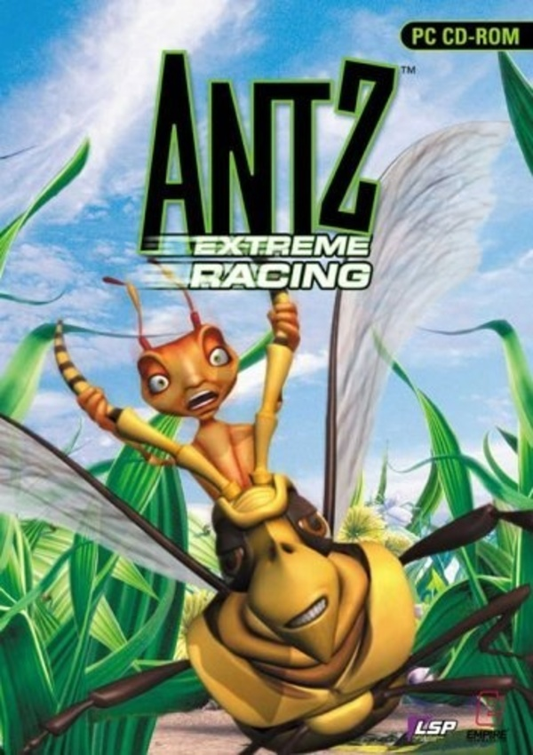 Cover zu Antz Extreme Racing