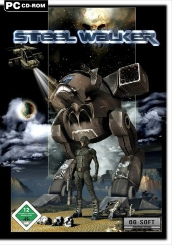 Cover zu Steel Walker