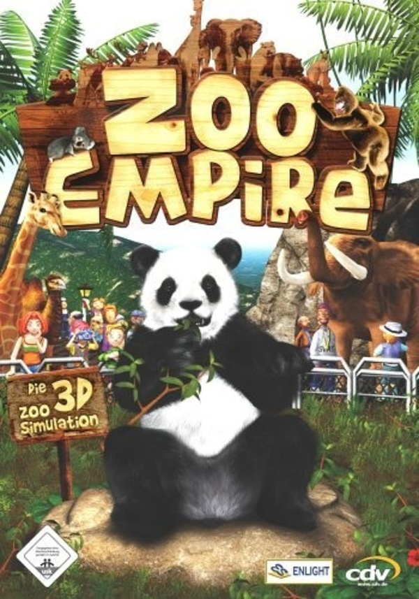 Cover zu Zoo Empire