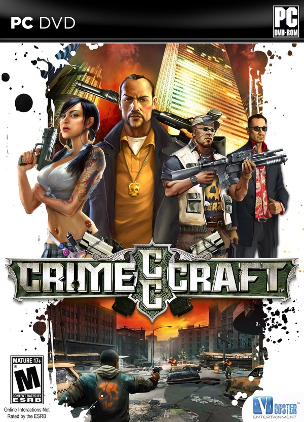 Cover zu CrimeCraft