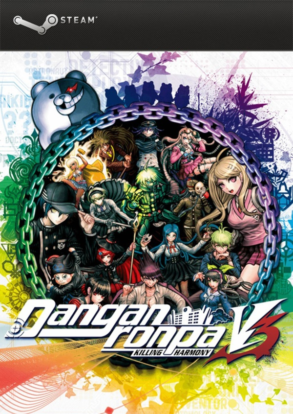 Cover zu Danganronpa V3: Killing Harmony