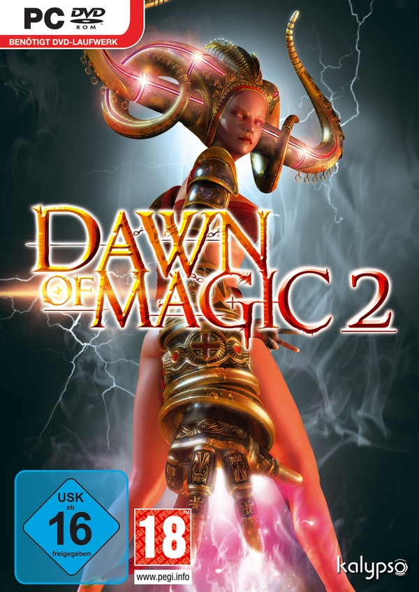 Cover zu Dawn of Magic 2