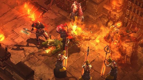 Diablo 3 - Klassenguide : Barbaren können gut was einstecken - aber genauso gut auch austeilen.