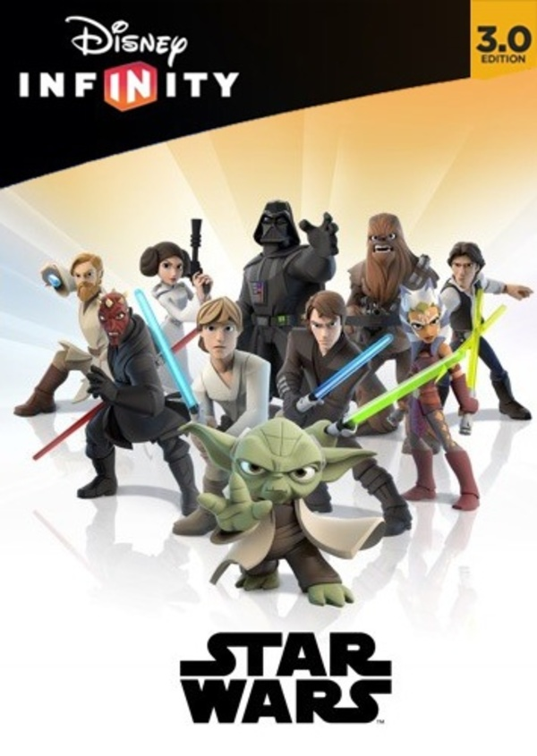 Cover zu Disney Infinity 3.0: Play Without Limits